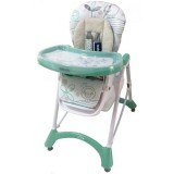 Scaun de masa Baby Mix Hungry Sheep mint