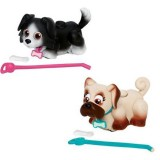 Set Giochi Preziosi Pet Parade Pug cu Border Collie