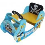 Balansoar Style Pirate Boat blue