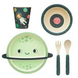 Set de masa din bambus Sass & Belle Space Explorer