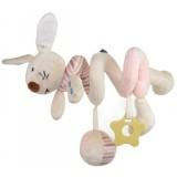Spirala cu jucarii Baby Mix Rabbit