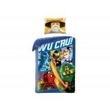 Lenjerie de pat LEGO Ninjago (9040419) {WWWWWproduct_manufacturerWWWWW}ZZZZZ]
