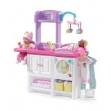 Mini cresa pentru copii NEW - Love & Care Deluxe Nursery {WWWWWproduct_manufacturerWWWWW}ZZZZZ]