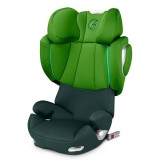Scaun auto Cybex Solution Q 2 Fix hawaii green cu Isofix