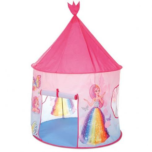 Cort de joaca Knorrtoys Barbie Dreamtopia Castel