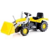 Excavator cu pedale BabyGo yellow