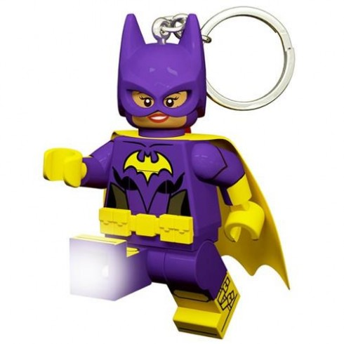 LEGO Batman Breloc cu Lanterna Batgirl
