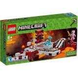 LEGO Minecraft Calea Ferata Nether 21130