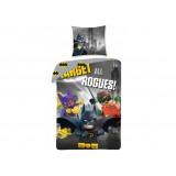 Lenjerie de pat LEGO Batman (9040006) {WWWWWproduct_manufacturerWWWWW}ZZZZZ]