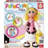 Papusa de asamblat Educa Fofuchas Chloe