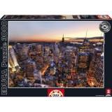 Puzzle Educa Manhattan New York 3000 piese
