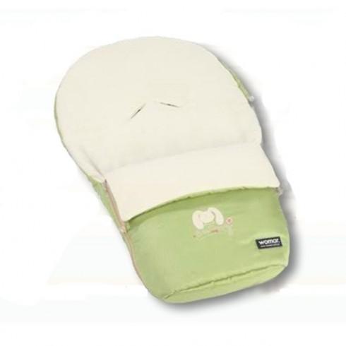 Sac de dormit Womar Snowball N9 verde