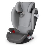 Scaun auto Cybex Solution M Fix manhattan grey cu Isofix