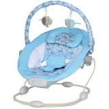 Scaunel balansoar Baby Mix Grand Confort Sensation blue