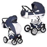 Carucior Euro Cart Durango 2 in 1 denim
