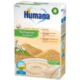 Cereale Humana fara lapte cu cereale si hrisca de la 4 luni 200 g