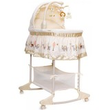 Cos si leagan Moni Bassinet Nap 3 in 1 beige