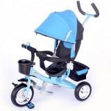 Tricicleta cu copertina Skutt Agilis blue