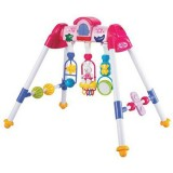 Centru de activitati Baby Mix Gym Play pink