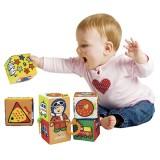 Jucarie K's Kids Cuburi Puzzle