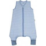 Sac de dormit Slumbersac Blue Stripes 18-24 luni 1.0 Tog