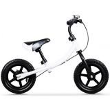Bicicleta fara pedale Ecotoys Bw-1122 alb