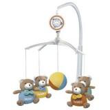 Carusel muzical Baby Mix Baby Bears