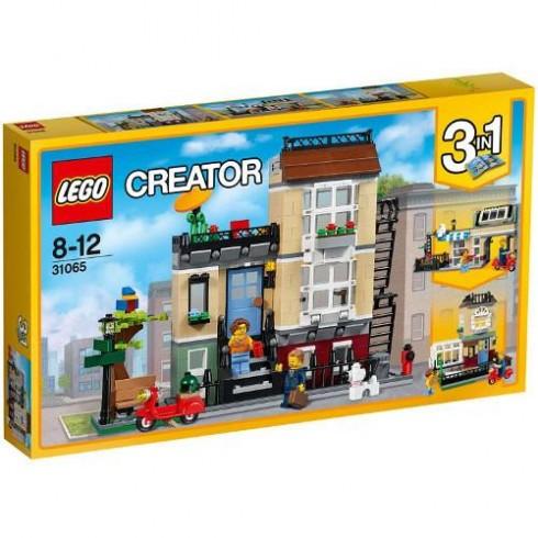 LEGO Creator Casa de pe Strada Parcului