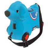 Masinuta de impins tip valiza Big Bobby Trolley blue {WWWWWproduct_manufacturerWWWWW}ZZZZZ]