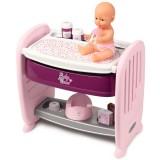 Patut Co-Sleeper pentru papusi Smoby Baby Nurse 2 in 1 {WWWWWproduct_manufacturerWWWWW}ZZZZZ]