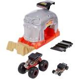 Pista de masini Hot Wheels by Mattel Monster Truck Bone Shaker cu 2 masinute {WWWWWproduct_manufacturerWWWWW}ZZZZZ]