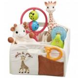 Set dentitie si jucarii Vulli girafa Sophie