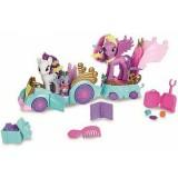 Set Figurina Hasbro My Little Pony Princess Celebration Cars