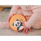 Tamburina Studio Circus Panda portocalie