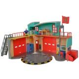 Jucarie Dickie Toys Statie de pompieri Fireman Sam cu figurina si accesorii {WWWWWproduct_manufacturerWWWWW}ZZZZZ]