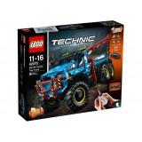LEGO Camion de remorcare 6x6 (42070)