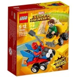 LEGO Super Heroes Mighty Micros Scarlet Spider Contra Sandman 76089