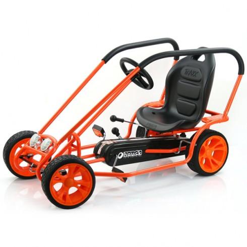 Go Kart Hauck Thunder II orange