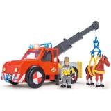 Masina de pompieri Simba Fireman Sam Phoenix cu figurina, cal si accesorii {WWWWWproduct_manufacturerWWWWW}ZZZZZ]