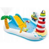 Piscina gonflabila Ecotoys Pescar Intex 57162np