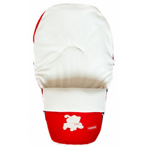 Sac de dormit Womar Snowball N9 rosu