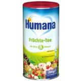 Ceai Humana cu gust de fructe de la 8 luni 200 g
