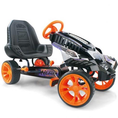 Go Kart Hauck Nerf Battle Racer