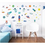 Kit decor Walltastic Sticker Outer Space