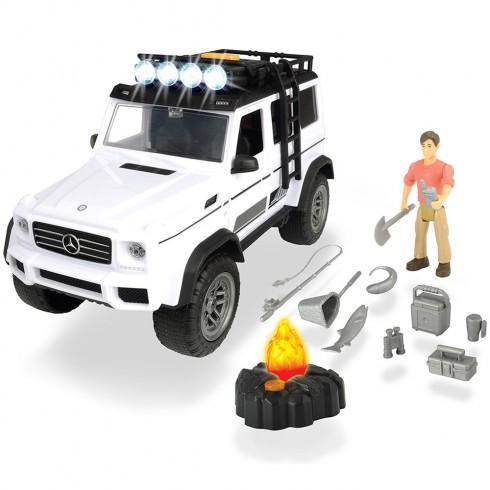 Masina Dickie Toys Playlife Adventure Set cu figurina si accesorii {WWWWWproduct_manufacturerWWWWW}ZZZZZ]