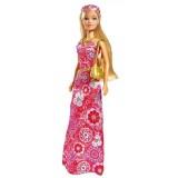 Papusa Simba Steffi Love Flower Party 29 cm roz {WWWWWproduct_manufacturerWWWWW}ZZZZZ]