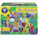 Puzzle de podea Orchard Toys Invata alfabetul in limba engleza
