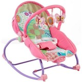 Scaunel balansoar Baby Mix Beverly roz