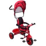 Tricicleta cu copertina Baby Mix Ecotrike 188199 rosu