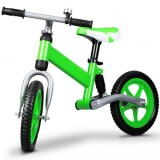 Bicicleta fara pedale Ecotoys BW-1144 verde